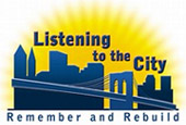 Listening to the City logo